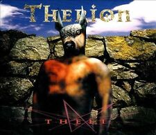 Theli [Digipak] by Therion (CD, Mar-2014, 2 Discs, Nuclear Blast)