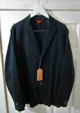 NEW £320 Barena Unstructured Jacket Engineered Cotton Garment XL