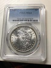 1897 PCGS Morgan Silver Dollar MS 64