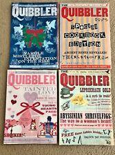 Harry Potter Handmade Quibblers Xmas, Valentine Editions; Prop / Decor