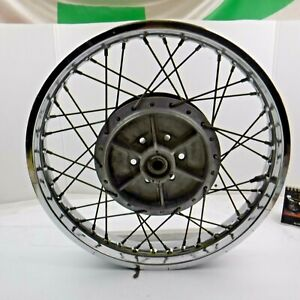 Kawasaki H1 500,KH500  Rear Wheel Assembly Date Code 5F  6/75 305 Takasago 1975