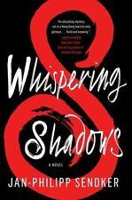 Whispering Shadows:The Rising Dragon Series HC/DJ 1st ed. mystery,thriller,china