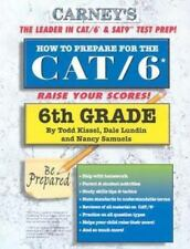 How to Prepare For the CAT/6 6th Grade