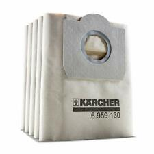 Karcher Vacuum Cleaner Paper Filter Bags - 5 Pack