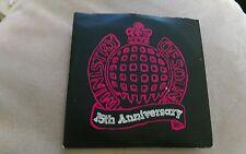 Ministry Of Sound 15th Anniversary CD John Dahlback Dave Spoon Mark Knight Htf