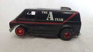 TYCO The A Team Van Slot Car