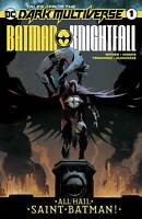 Tales from the Dark Multiverse Batman Knightfall (2019 DC) Synder Higgins Weeks