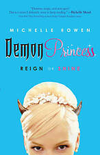 Demon Princess: Reign or Shine-ExLibrary