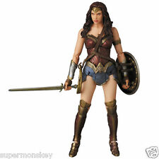 MAFEX BATMAN VS SUPERMAN DAWN OF JUSTICE 024 WONDER WOMAN FIGURE MEDICOM TOY
