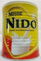 400 G Nestlé Nido Lait en Poudre de Boisson Instantanée