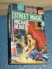 Street Magic by Michael Reaves *FREE SHIPPING*  0812511123FR