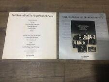 Neil Dismond X2 Vinyl Albums