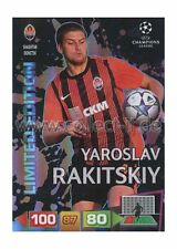 Panini Adrenalyn XL Ligue des Champions 11/12 - Yaroslav Rakitskiy Limited Edition