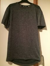 Ellesse Running/Gym T Shirt, Charcoal, Small