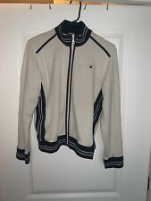 UCB Benetton Vintage Sports Bomber Track Jacket