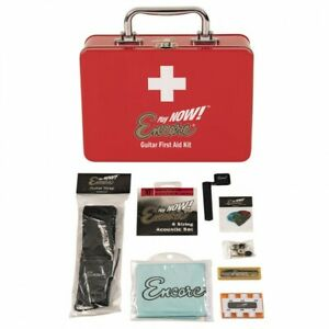Encore Acoustic Guitar First Aid Kit Guitarists Accessories Gift Pack - EKIT3
