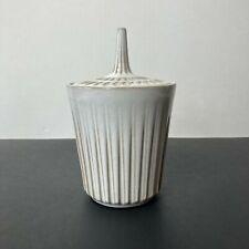 Robert Maxwell Lidded Jar Pot Crock w Lid RARE MCM Mid Century Modern Pottery