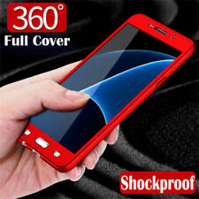 360° Full Cover Case + Screen Protector For Samsung Galaxy A5 A6 A7 A8 Plus 2018
