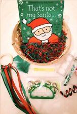 Bebé regalo de Navidad sensorial