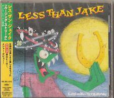Japan CD Import Obi Strip (Less Than Jake: Losing Streak) UPC 4988006725850 New