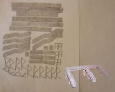 P&D Marsh N Gauge  N Scale B20 GWR footbridge centre steps kit requires painting