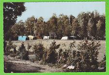 34 - LA SALVETAT SUR AGOUT - Le Terrain de Camping (CP dentelée non voyagée)