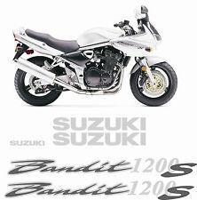 Bandit 1200S 2001-2005 Replacement Restoration Decals Stickers Graphics
