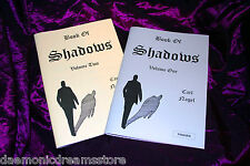 CARL NAGEL'S BOOK OF SHADOWS (2 Volumes). Finbarr.  Occult Magick Grimoire
