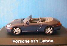 PORSCHE 911 (996) CABRIOLET PURPLE SCHUCO 04412 1/43