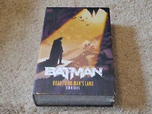 DC COMICS - BATMAN ROAD TO NO MAN'S LAND OMNIBUS HC - SEALED OOP RARE - 2020!!