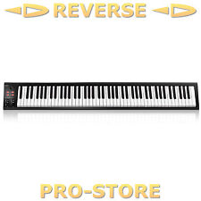 Icon ikeyboard 8 Nano USB-MIDI-Keyboard Controller-funzione audio interface