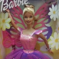 Flying Butterfly Barbie Doll, 2000 Mattel 29345 Collectible  Wings flutter NIB