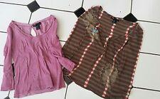 Mesdames vêtements bundle diesel small ~ 2 x tops ~