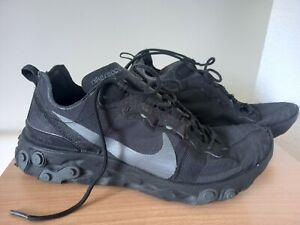 Baskets Nike pour homme Nike React | eBay