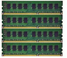 16GB (4x4GB) Memory ECC Unbuffered For Dell Precision T3500 DDR3-1333MHz