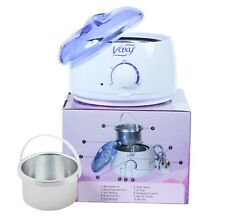 Vaxy Professional Wax Warmer and Heater for Soft, Paraffin, Hard, Strip Creme -