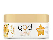 Gud Vanilla Flame Rice Milk from Burt's Bees Natural Body Butter, 6 Oz 170 g