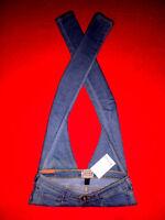 BERSHKA Jeans RÖHRENJEANS SKINNY STRETCHJEANS BLOGGER W26 L32 Gr. 34 NEU TOP!!