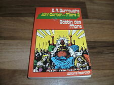 Edgar Rice Burroughs -- JOHN CARTER  # 2 // GÖTTIN des MARS // Williams 1972