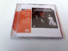 "PEGGY LEE WITH GEORGE SHEARING ""BEAUTY AND THE BEAUTY"" CD 14 TRACKS COMO NUEVO"