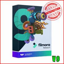 Wondershare Filmora 9.5✔️LifeTime✔️Multilingual✔️Fast Delivery✔️