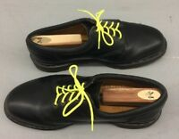 Dr. Martens Black Leather Shoes Made in England 8053/59 Mens 12 uk / 13 us