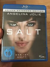 Salt BLU-RAY Deluxe Extended Edition