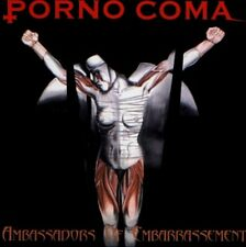 PORNO COMA - Ambassadors Of Embarrassement - CD - Neu OVP - Deathcore