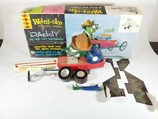 1963 Original Weird-Ohs Model Kit Hawk Daddy the Way Out Suburbanite Parts/Rest