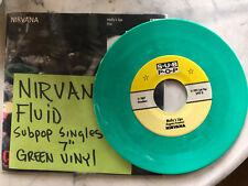 Rare! Collectible! Nirvana Molly's Lips (live) single