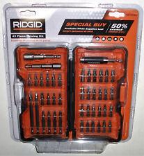 RIDGID 1//4 6.35MM COBALT DRILL BIT 035781018135