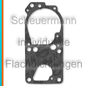 Vergaser-Deckel-Dichtung Solex 32 Dista / Pdis Renault R8, Caravelle, Floride,