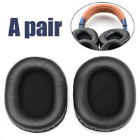 2x Replacement Ear Pads For Audio-Technica ATH-M50X M40x Headphones Foam Cushion