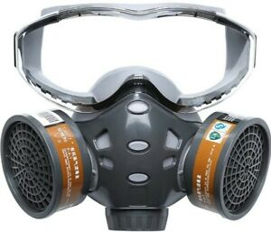 Dust Face Cover, Safety Face Cover Reusable Adjustable Face Cover, Paint Cover